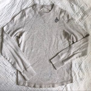A&F Thermal LS Shirt